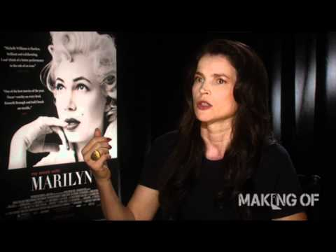 Julia Ormond talks 'My Week with Marilyn'