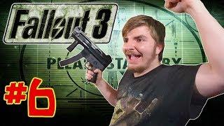 Fallout 3 GOTY Playthrough w/TheGamingBaconator Ep.6 | FLAMING MAN