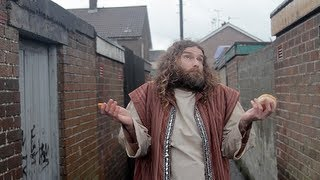 Jesus Visits The City Of Culture 2013