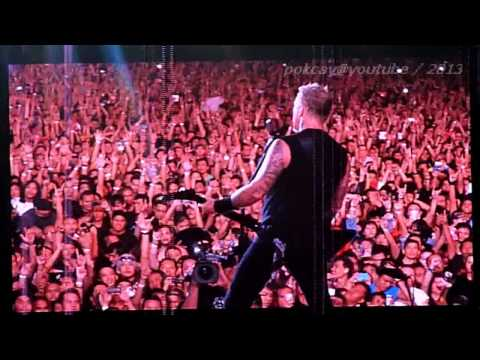[HD] - Metallica - Seek and Destroy (Live in Jakarta 2013)