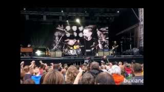 Bryan Adams Heaven live Crowd singing Stadtpark Hamburg 20.06.13 Snippet