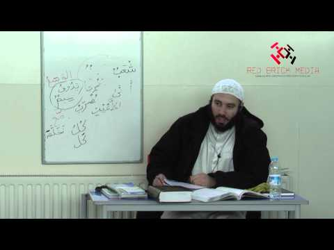 Al-Arabiyyah Bayna Yadayk (Book 2) by Ustadh Abdul-Karim Lesson 96