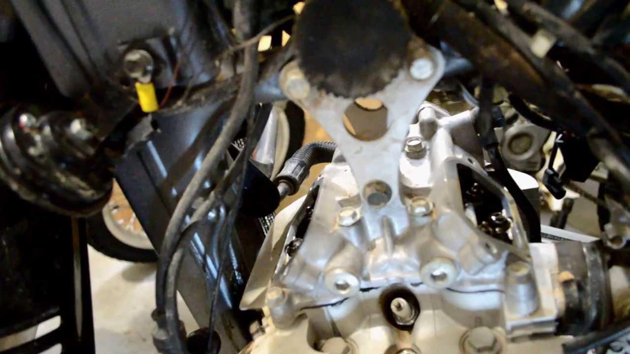 Suzuki Dr Chain Adjustment