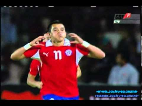 Vdeo Resumen: Chile 2 vs Senegal 1 - Debut Jorge Sampaoli - Amistoso Internacional -  15/01/2013