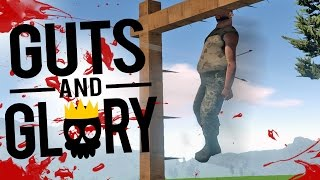 Guts and Glory - 3D Happy Wheels - Not Earl's Day - Guts and Glory Gameplay Highlights