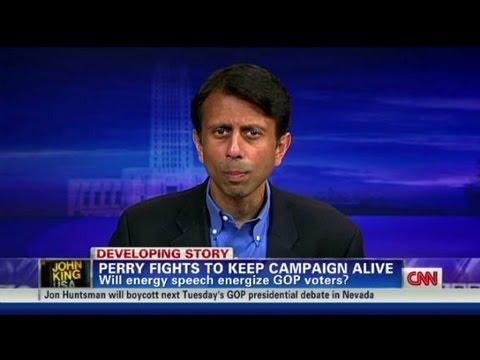John King, USA - Jindal: Rick Perry has 'plenty of time'