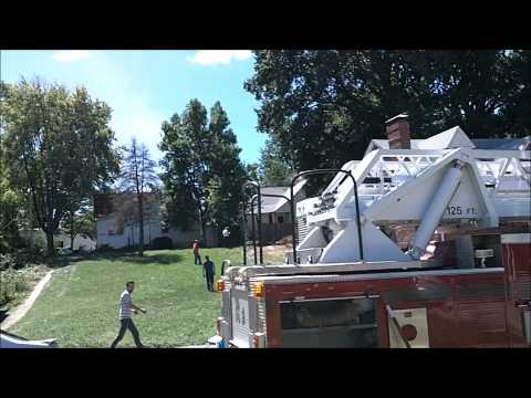 9/8/2012 -- South Saint Louis City House Fire