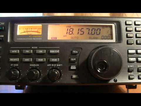 18157khz,Ham Radio,7X5KBS(radio club,Bou-saada,Algeria) 15-03UTC.