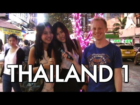 Joe Goes To THAILAND: BANGKOK (Part 1 of 3)