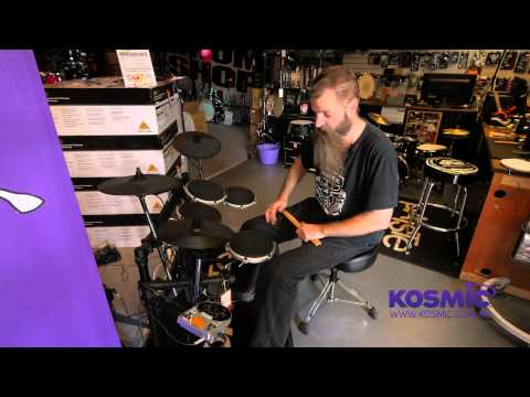 Behringer Electronic Drum Demo