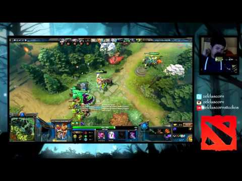 Dota 2 Ilocano Gaming - Nice Sprout Furion, Why TY Noor