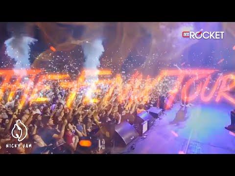 Nicky Jam – Fenix Tour USA (Etapa 2) (2016) videos