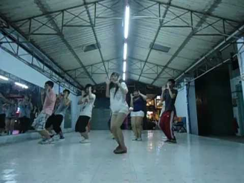 Lop hoc nhay hien dai Binh Thanh - No Other - Super  Junior   [BoBo's class].AVI