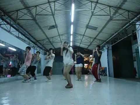 Lop hoc nhay hien dai Binh Thanh - No Other - Super  Junior   [BoBo's class].AVI