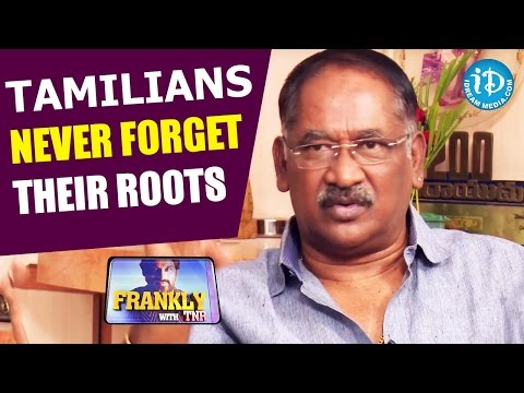 Tamil People Never Forget Their Roots - Ravi Raja || Malupu Movie || Talking Movies With iDream