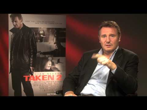 Liam Neeson: A Career In Four Minutes