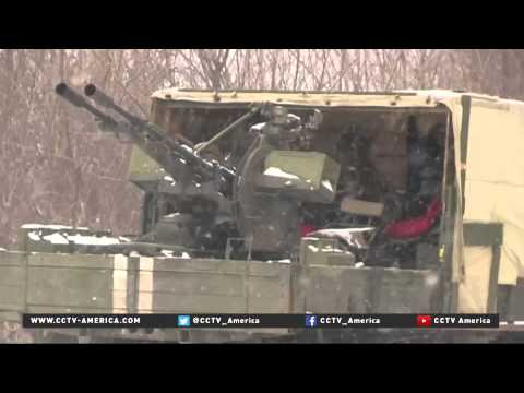 Former U.S. Ambassador Kenneth Yalowitz discusses Ukraine ceasefire
