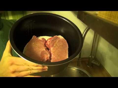 Свиные отбивные на пару — как приготовить мясо в пароварке мультиварке