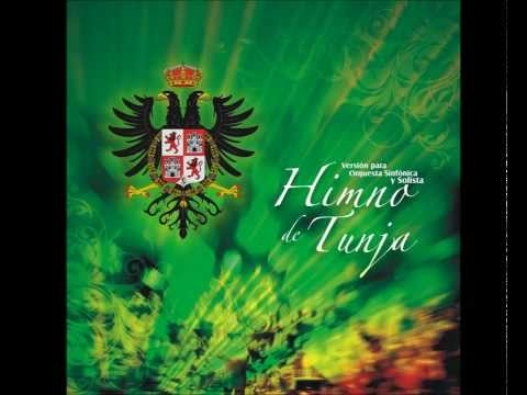 Himno De Tunja - Pista De Orquesta video