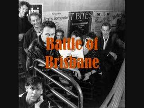 The Pogues - Battle Of Brisbane