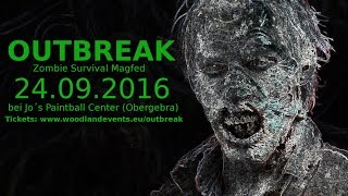 OUTBREAK! - Zombie RPG Survival Magfed event Trailer 2
