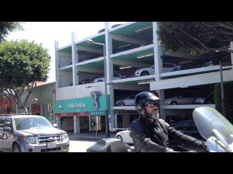 parking #3 Santa Monica