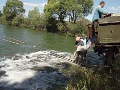 рыбалка в рыбокомбинате цна