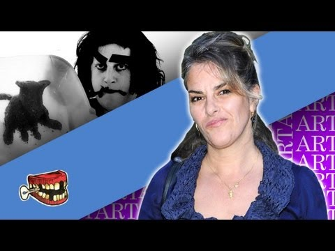 My Room Tour - Tracey Emin // Bad Teeth