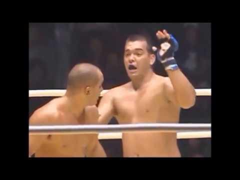 KARATE IN MMA Lyoto Machida (Part 2)