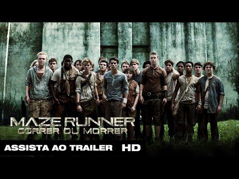 Maze Runner - Correr ou Morrer | Trailer Legendado HD | 2014