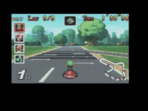 Mario Kart:Super Circuit episode 1 50cc