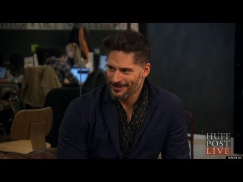 Joe Manganiello Talks Quitting Drinking