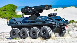 INCREDIBLE MILITARY INVENTIONS OF THE NEW GENERATION