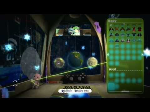 LittleBigPlanet Hack(Get 100% all items) Story Mode