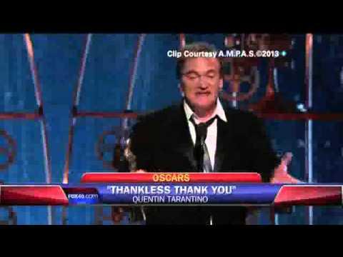 Oscars Speeches Ben Affleck Daniel Day-Lewis Anne Hathaway Quentin Tarantino Fox 40