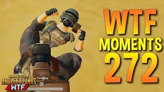 PUBG Daily Funny WTF Moments Highlights Ep 272