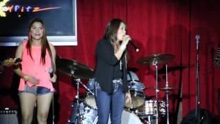 The Aegis Band Live Noypitz 2013 DjReyCua TheeHotSpot Pro Sounds & Lighting!