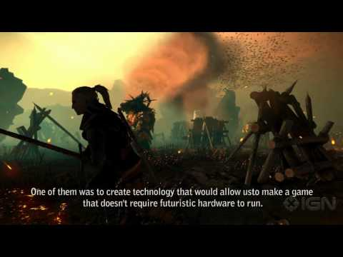 The Witcher 2: Engine Trailer