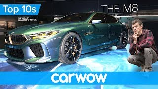 New BMW M8 2019 - the best looking M car ever? | Top 10s