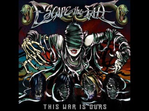 Escape The Fate - On To The Next One