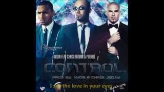 Wisin Control ft Chris Brown y Pitbull Lyrics