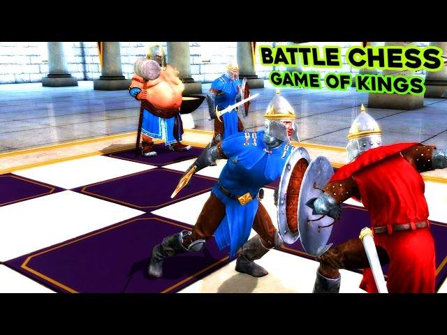 Руководство запуска: Battlechess Game of Kings (2015) по сети
