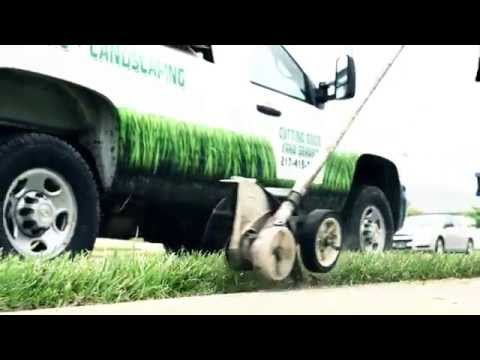 Best Lawn Mowing Service Springfield IL | Cutting Edge Yard Service