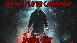 Friday The 13th Game Single Player Challenge Lights Out Figuring Out All Objectives Part3
