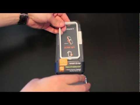 Spigen SGP Neo Hybrid EX Slim Metal iPhone 5 Case