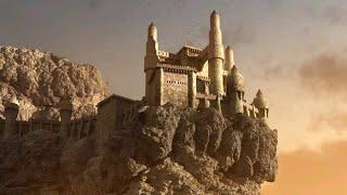 Scotland DANGEROUS Cliff Edge Castle FOUND SECRET HIDDEN CAVE