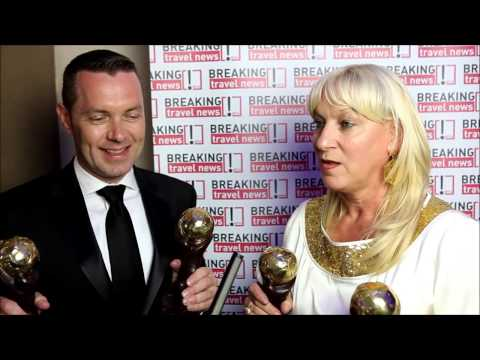 Pam Wilby & Mark Kirby, General Manager & Hotel Manager - Le Royal Méridien Beach Resort & Spa