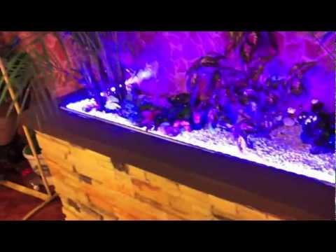 Jardinera con iluminacion led youtube - Iluminacion con led ...