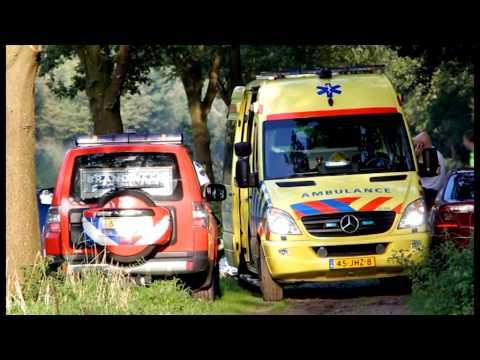 Man overleden na val in kanaal bij Son en Breugel