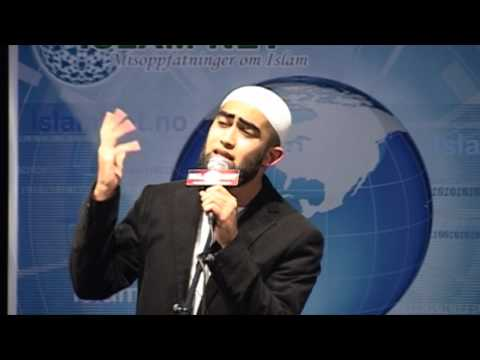His name is Muhammad (pbuh) - LIVE at PCS - Kamal Uddin